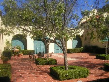 Scripps Ranch Library: Courtyard